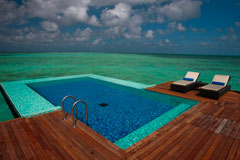 SUNSET WATER VILLA POOLS